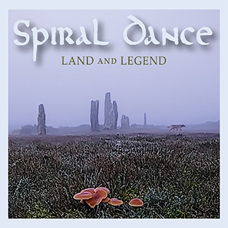 Land and Legend Album Cover